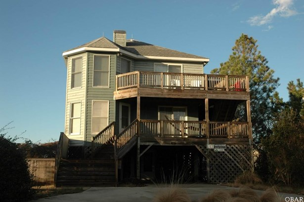 Single Family - Detached, Contemporary,Reverse Floor Plan - Duck, NC (photo 1)