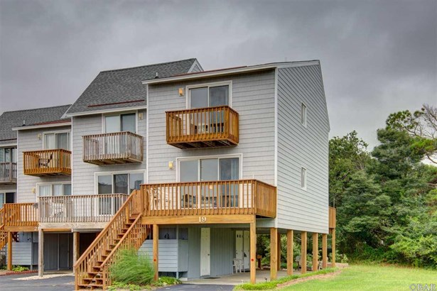 Townhouse/Duplex/Attached, Contemporary - Duck, NC