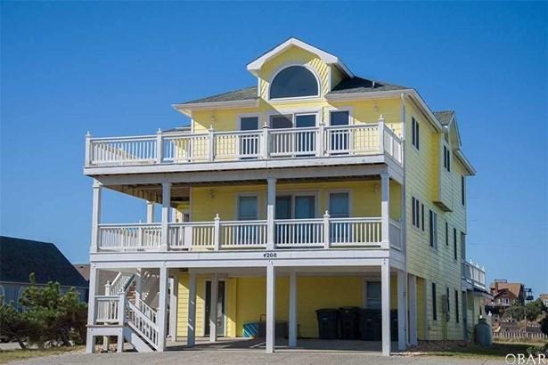 Single Family - Detached, Reverse Floor Plan,Coastal - Nags Head, NC (photo 1)