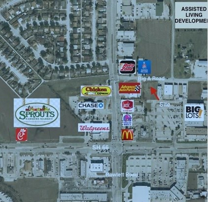 3614 Big A Road, Rowlett, TX - USA (photo 1)