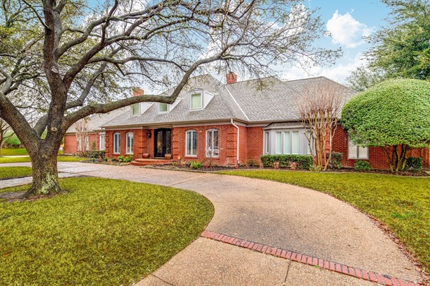 4012 Southwood, Colleyville, TX - USA (photo 1)