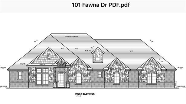 101 Fawna Drive, Azle, TX - USA (photo 1)