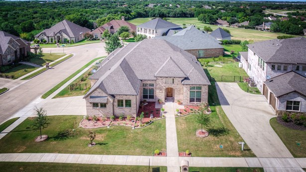 4401 Fairway View Drive, Fort Worth, TX - USA (photo 2)