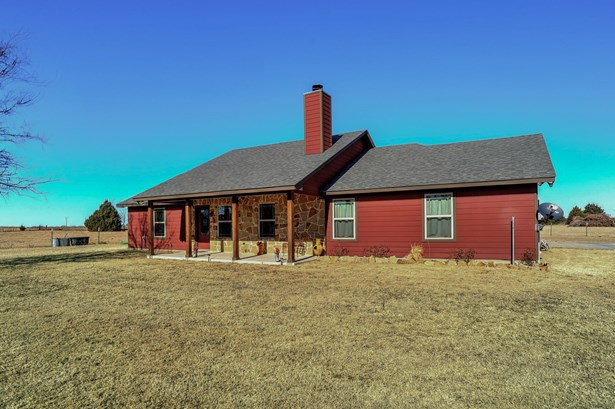 1371 Leo Andrews Road, Whitesboro, TX - USA (photo 1)