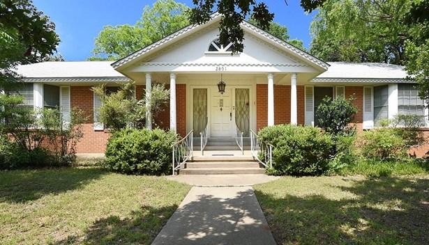 2801 Longfellow Lane, Denton, TX - USA (photo 1)