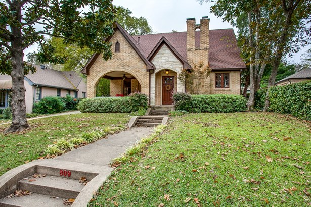 809 Newell Avenue, Dallas, TX - USA (photo 2)