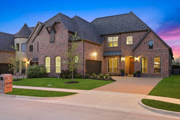 1522 Hennessey Drive, Allen, TX - USA (photo 1)