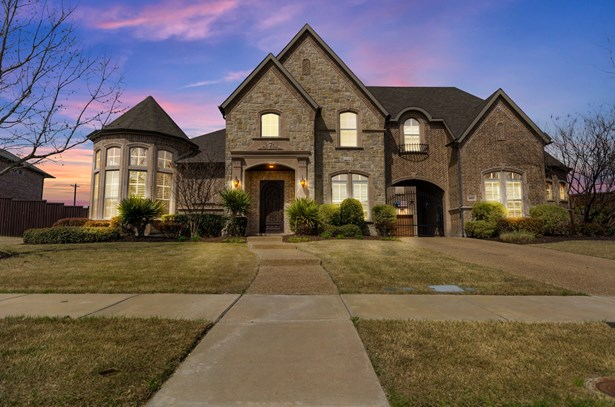 2297 Sussex Lane, Allen, TX - USA (photo 1)