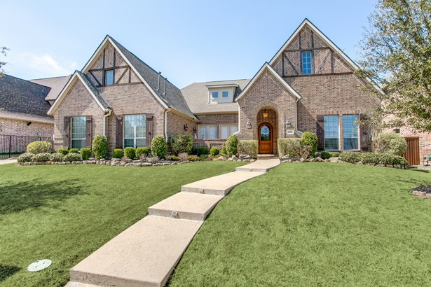 2283 Sussex Lane, Allen, TX - USA (photo 1)