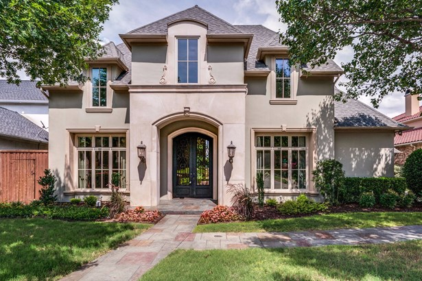 18716 Wainsborough Lane, Dallas, TX - USA (photo 1)