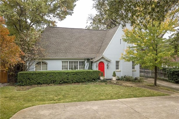 3657 Mockingbird Lane, Highland Park, TX - USA (photo 1)