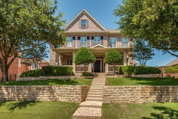 1213 Queen Peggy Lane, Lewisville, TX - USA (photo 1)