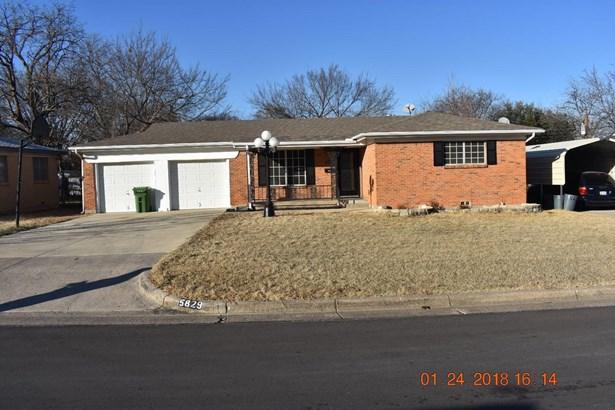 5829 Circular Drive, North Richland Hills, TX - USA (photo 1)