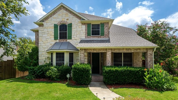 3512 Christopher Lane, Richardson, TX - USA (photo 1)