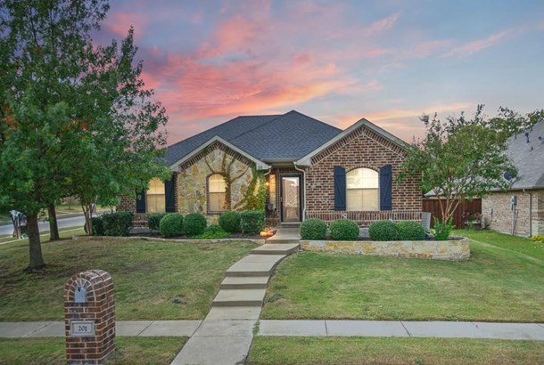 201 High Meadow Court, Royse City, TX - USA (photo 1)