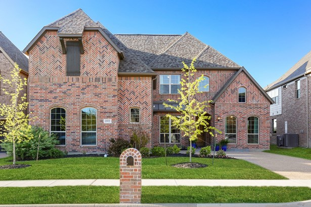 1522 Hennessey Drive, Allen, TX - USA (photo 1)
