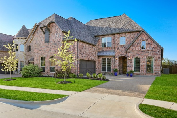 1522 Hennessey Drive, Allen, TX - USA (photo 2)
