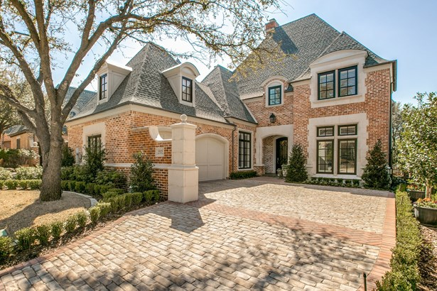 5525 Prestwick Lane, Dallas, TX - USA (photo 1)