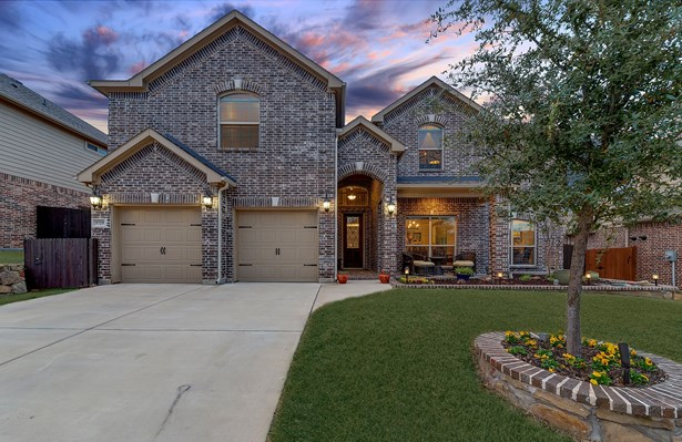 5729 Sleepy Creek Lane, Fort Worth, TX - USA (photo 1)