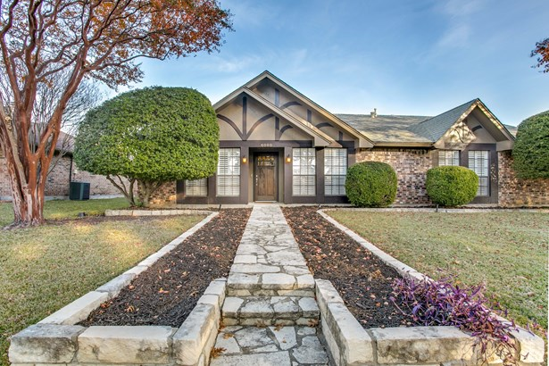 4000 Windy Crest Drive, Carrollton, TX - USA (photo 1)