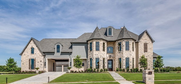 601 Rustic Ridge, Heath, TX - USA (photo 1)
