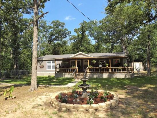 14536 Davy Crockett Row, Log Cabin, TX - USA (photo 1)