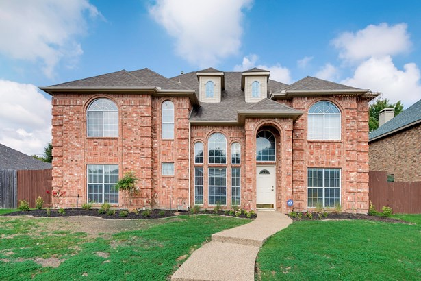 301 Fountain Gate Drive, Allen, TX - USA (photo 1)