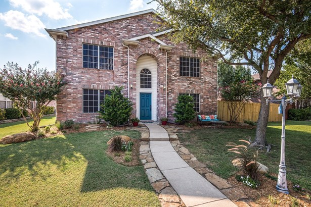 923 Thistle Circle, Allen, TX - USA (photo 1)