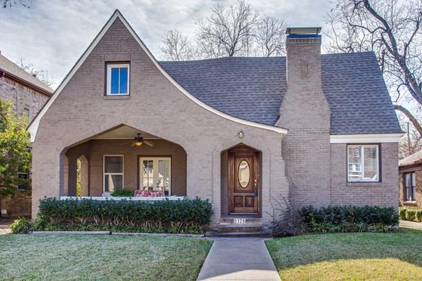5126 Goodwin Avenue, Dallas, TX - USA (photo 1)