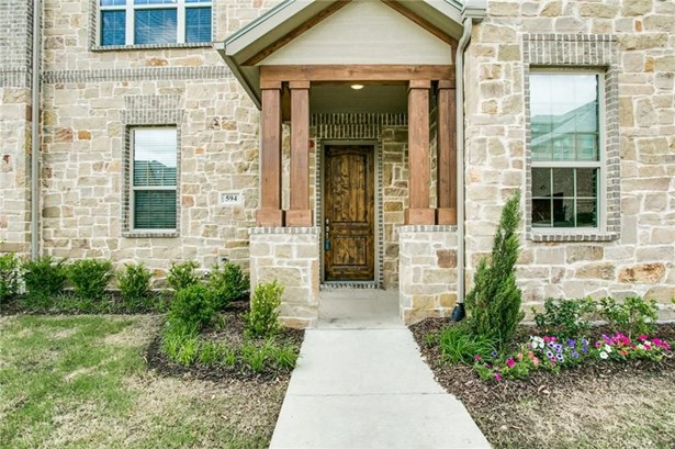 594 Reale Drive, Irving, TX - USA (photo 1)