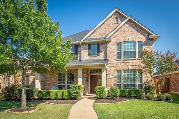 853 Winchester Drive, Lewisville, TX - USA (photo 1)