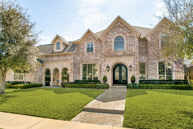 1603 Pantego Lane, Allen, TX - USA (photo 1)