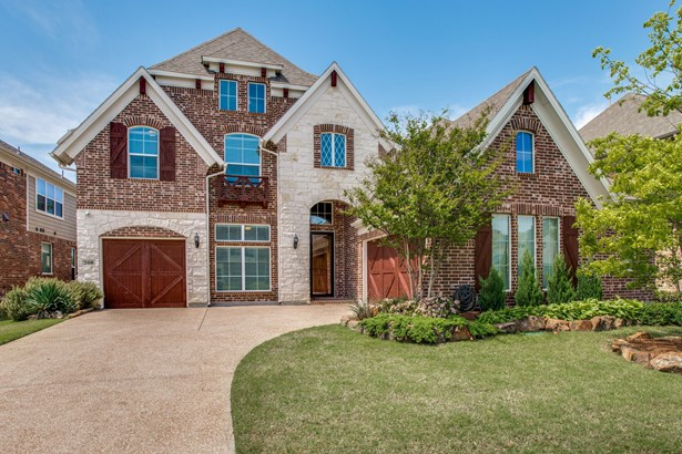 208 Vatican Hill Drive, Little Elm, TX - USA (photo 1)