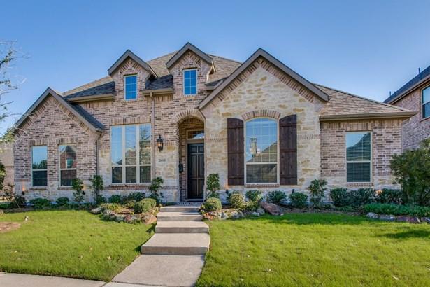 2608 Damsel Bella Boulevard, Lewisville, TX - USA (photo 2)