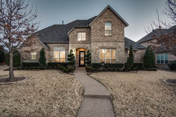 1819 Olney Drive, Allen, TX - USA (photo 1)