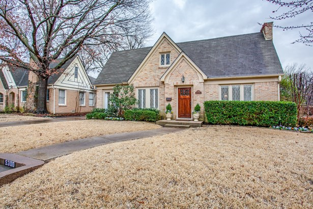 5300 Mercedes Avenue, Dallas, TX - USA (photo 1)