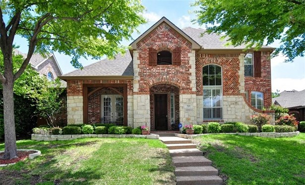 709 Longwood Drive, Allen, TX - USA (photo 1)