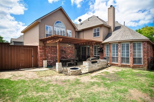 709 Longwood Drive, Allen, TX - USA (photo 4)