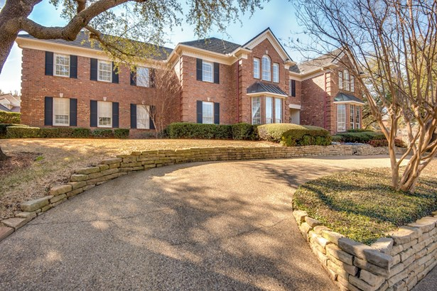 1601 Crockett Circle, Irving, TX - USA (photo 1)