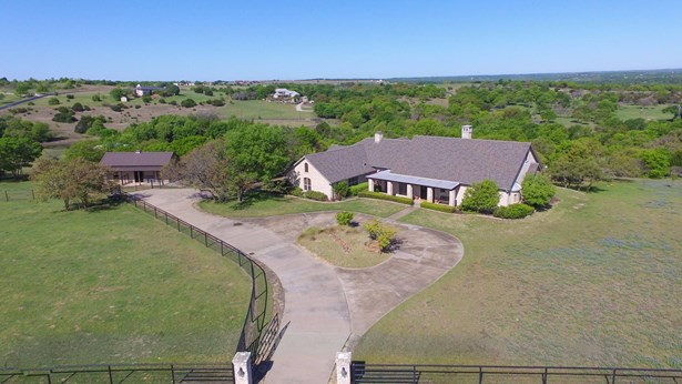 443 Bluff Ridge Road, Weatherford, TX - USA (photo 2)