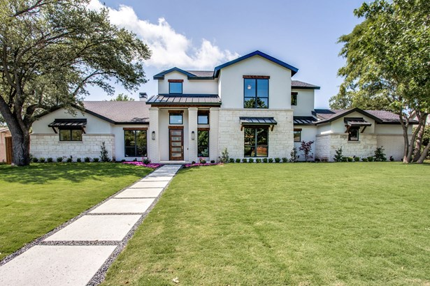 4634 Ridgeside Drive, Dallas, TX - USA (photo 1)