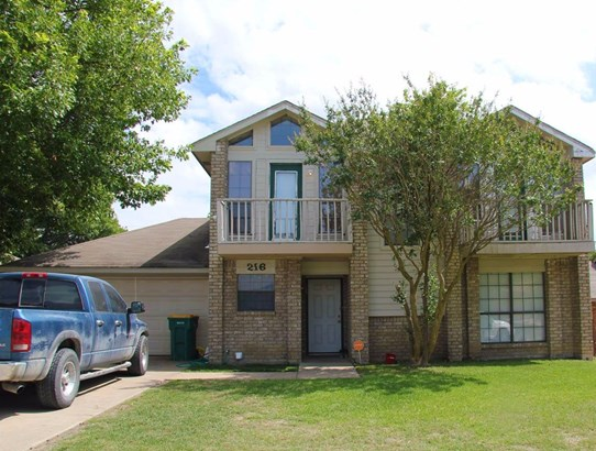 216 Mesa Wood Drive, Glenn Heights, TX - USA (photo 1)
