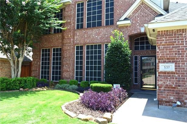 537 Abbey Court, Grand Prairie, TX - USA (photo 1)