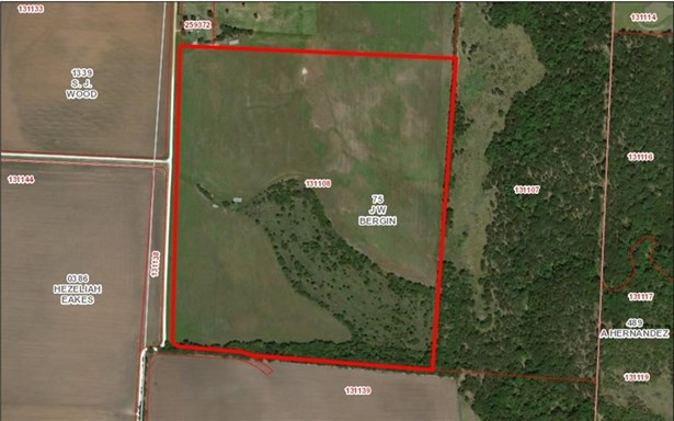 75+ Ac Hunter Road, Collinsville, TX - USA (photo 1)