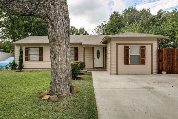1510 Kent Drive, Arlington, TX - USA (photo 2)