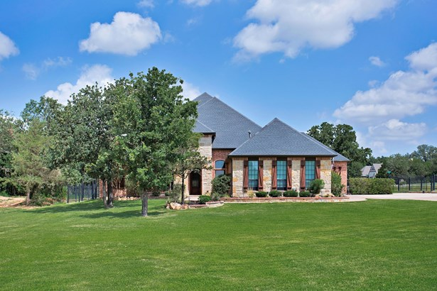 7381 Hinton Drive, Mansfield, TX - USA (photo 1)