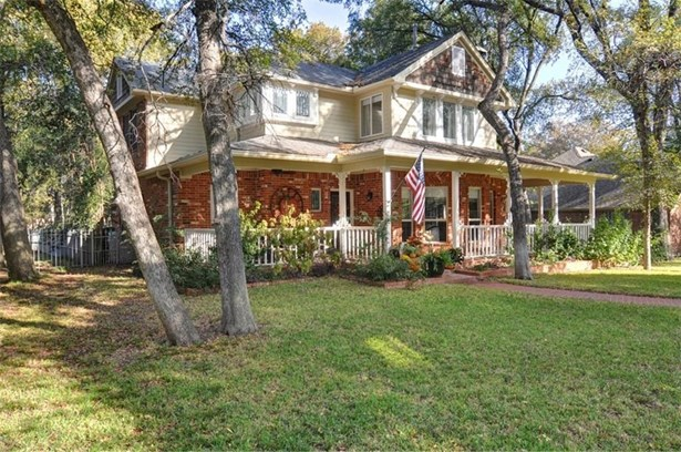 5837 Forest Bend Place, Fort Worth, TX - USA (photo 1)