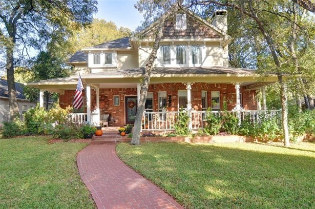5837 Forest Bend Place, Fort Worth, TX - USA (photo 2)