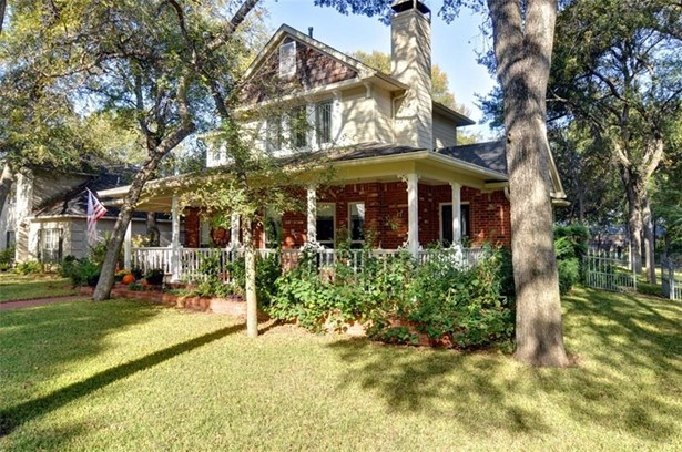 5837 Forest Bend Place, Fort Worth, TX - USA (photo 3)