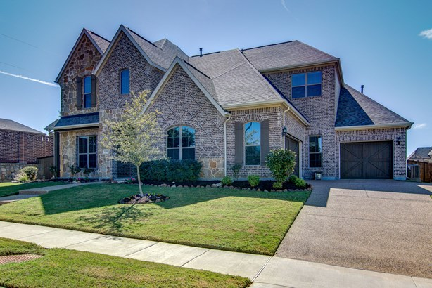 1501 Whistle Brook Drive, Allen, TX - USA (photo 2)